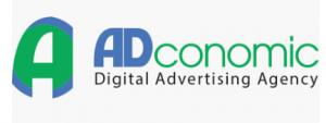 logo adconomic digital advertising agency jakarta icon adconomic